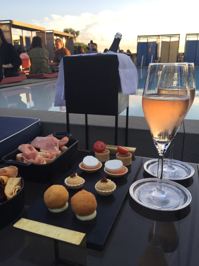 Girlsweekend in Mailand: Rooftop Bar Ceresio 7