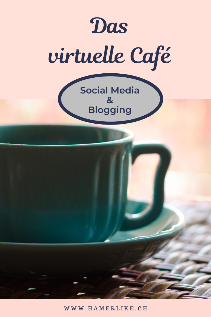 Das virtuelle Café Social Media & Blogging